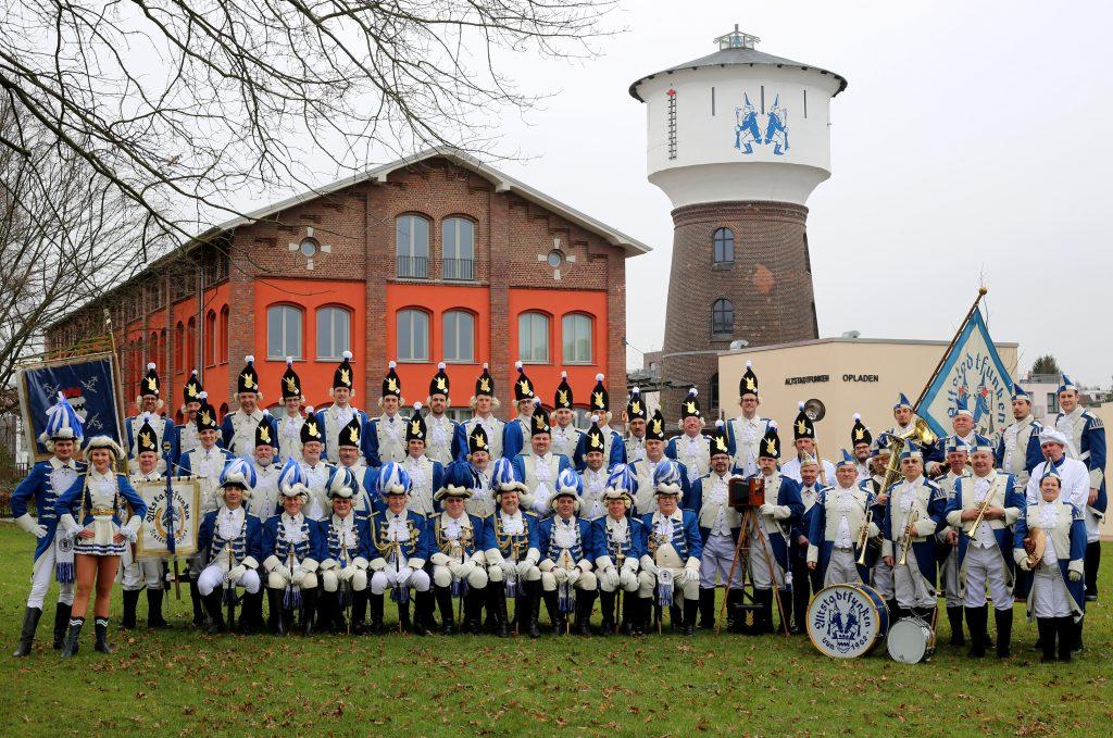 Traditionskorps Altstadtfunken
