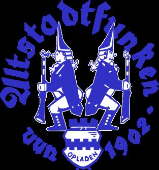 Altstadtfunken Opladen vun 1902 e.V. Mobile Retina Logo