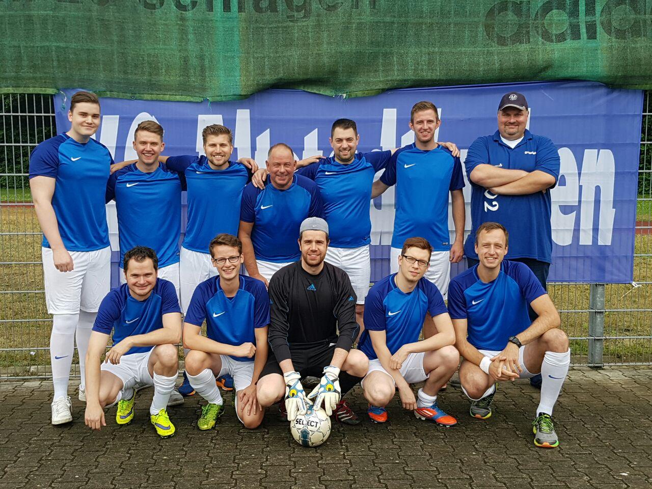 Altstadtfunken Fußballteam 2017