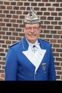 Stellv. Senatspräsident Norbert Esser