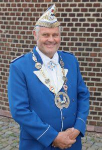 Präsident Harald Spanner